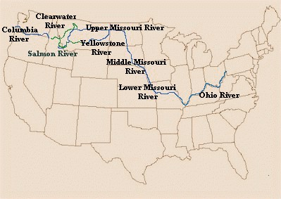 Discover and Travel the Rivers of Lewis and Clark on